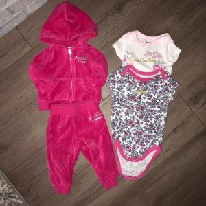 Juicy Couture Outfit Set